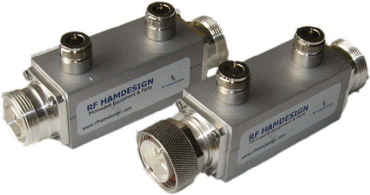 RF HAMDESIGN - 7/16-Series Directional Couplers