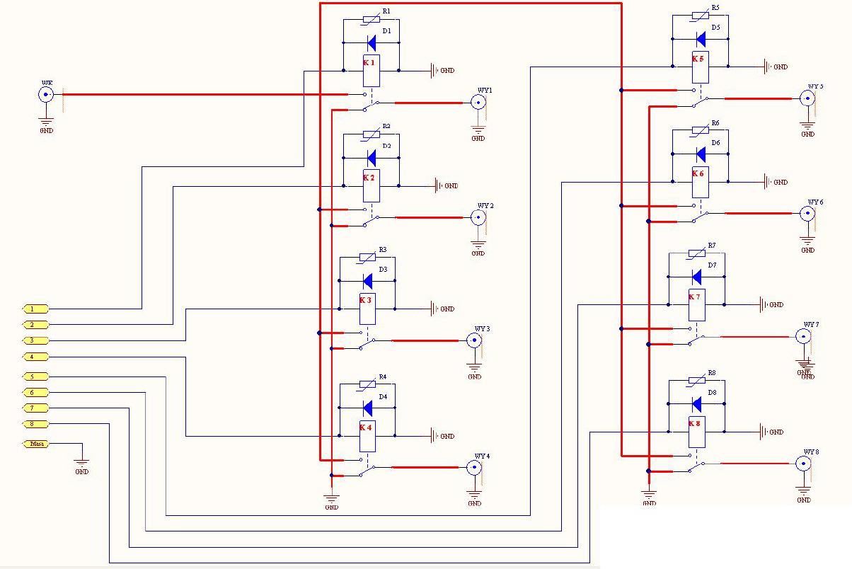 Ant Switch Pc Controlled Usb Wiring Diagram Computer The Controller Can Be Connected Through To Personal Drive Direct Dowload