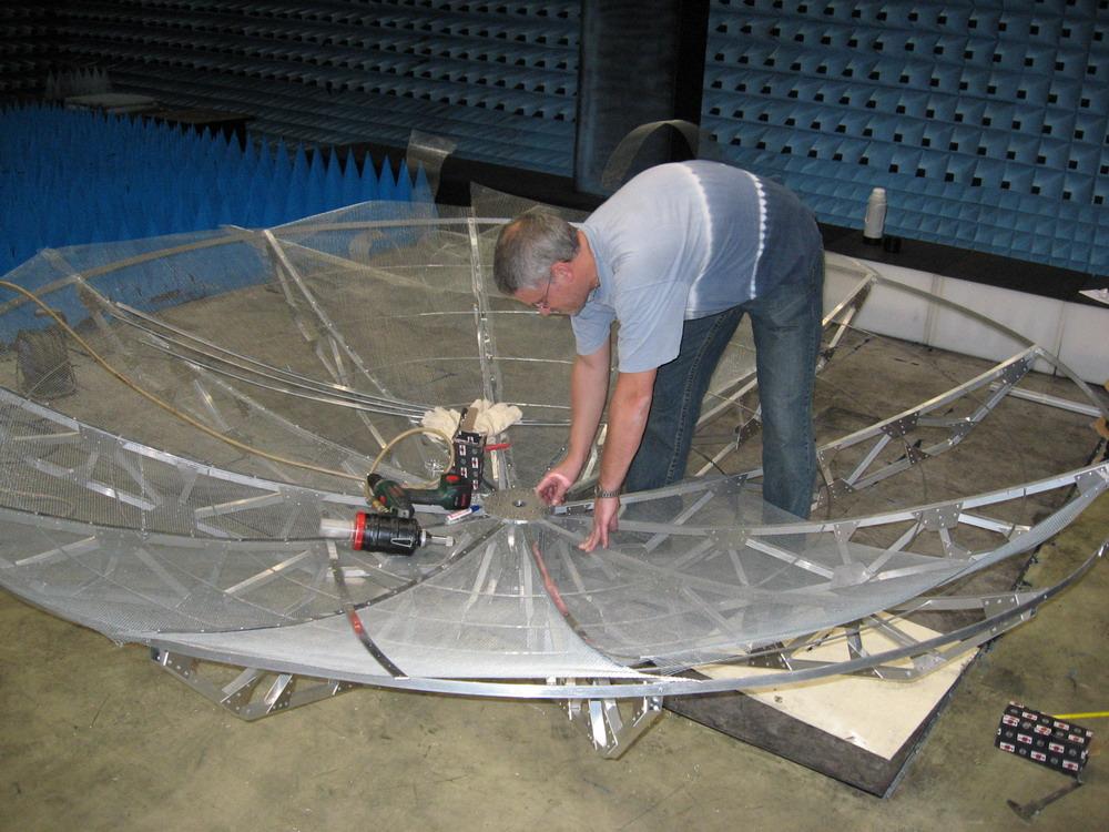 Final, sorry, how to build amateur satellite antennas authoritative