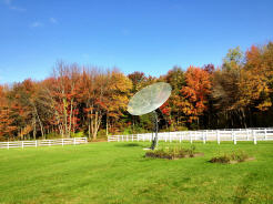 4M5 meter Dish and BIG-RAS/HR