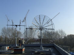 3M0 Dish and BIG-RAS (Poland)