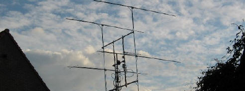 PA3CWI Ham Radio station and SPID RAS