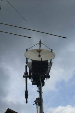 "HAM Station ""PA0OCD"" SPID RAS and 24GHz Dish (The Netherlands)"