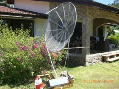 HAM Radio EME Expedition Seychelles Sponsored By RF HAMDESIGN